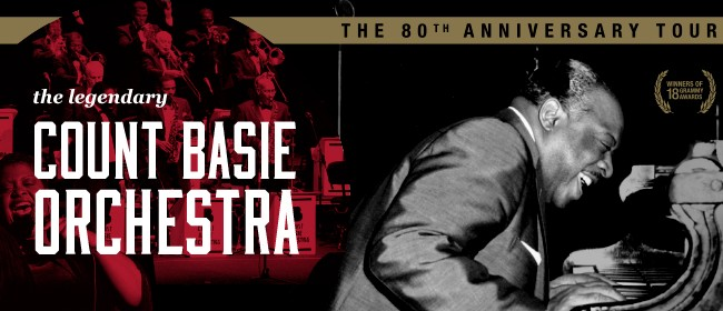 The Count Basie Orchestra - 80th Anniversary Tour