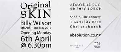 Original Skin - Billy Wilson
