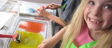 Children's Easter Holiday Art Classes