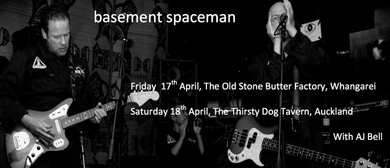 Basement Spaceman