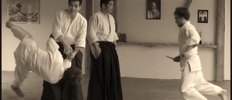 Self Defence Buikukai Aikido