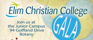 Elim Christian College Gala