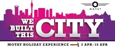 'We Built This City' Holiday Experience