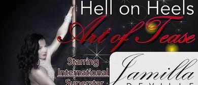 Hell on Heels - Art of Tease