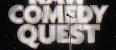 2015 Wellington Raw Comedy Quest - Heat 5