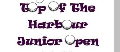 Top Of The Harbour Junior Open Tournament