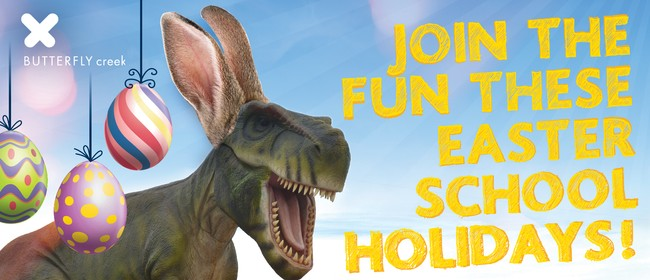 Easter Fun these School Holidays