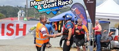 Mountain Man & Goat Race
