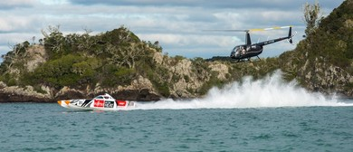 NZ Offshore Powerboat Series - Thunder in The Bay - Paihia