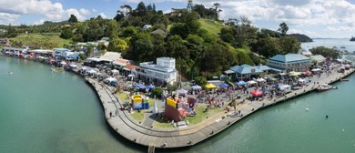 Mangonui Waterfront Festival - Last of the Summer Wine