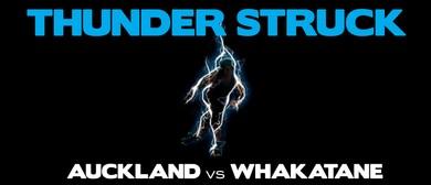 Auckland Roller Derby vs. Whakatane Roller Derby