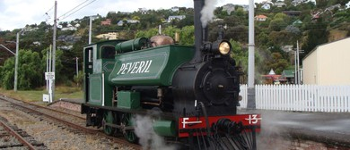 Make Tracks to Ferrymead Heritage Park this Easter