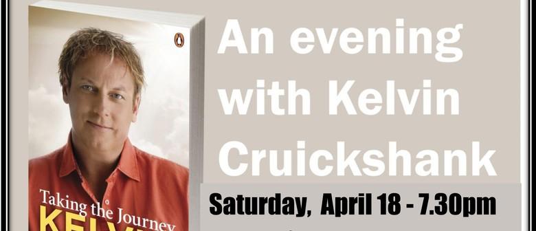 Kelvin Cruickshank Book Launch