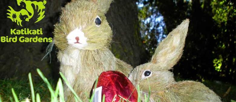 Katikati Bird Gardens Annual Great Easter Egg Hunt