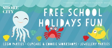 School Holidays Activities: LEGO, Cupcakes, Jewellery & More