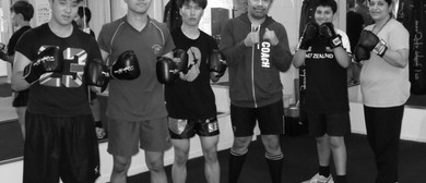 Fit Asians Sparta Training Session