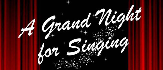 Nelson Civic Choir presents a Grand Night for Singing