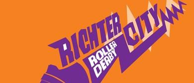 Roller Derby: Smash Malice vs Comic Slams