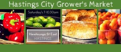 Hastings City Growers Market
