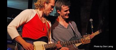 Jake Stokes and Luke Murphy