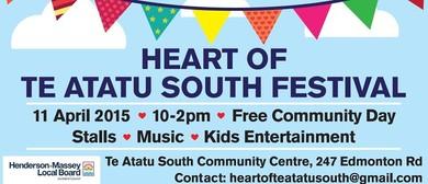 Heart of Te Atatu South Festival