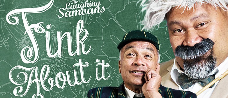 The Laughing Samoans - Fink About It