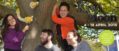 Capital E National Theatre for Children presents Kiwi Moon