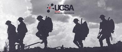 UCSA Anzac Service