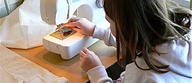 Sewing Classes Kids, Tween, Teen - Ages 7 to 16