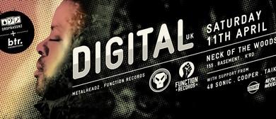DropBassNZ & BTR present Digital (UK)