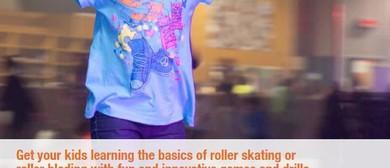 Learn to Rollerskate