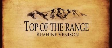 Top of the Range - Ruahine Venison Tasting