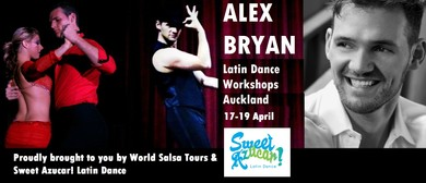 Merengue for Everyone Workshop with Alex Bryan