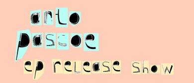 Anto Pascoe EP Release Show