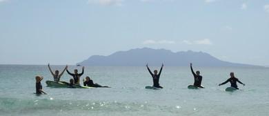 Girls On Curls - Ladies Surf Event