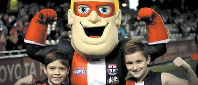 AFL: St Kilda Saints v Carlton Blues