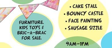 Garage Sale and Gala Day