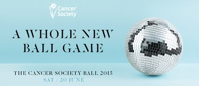 The Cancer Society Ball