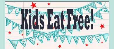 Kids Eat Free for School Holidays