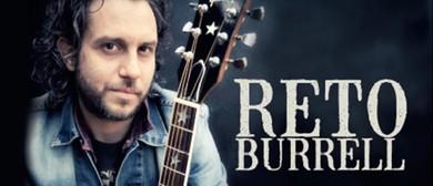 Reto Burrell NZ Tour / Sonic Delusion