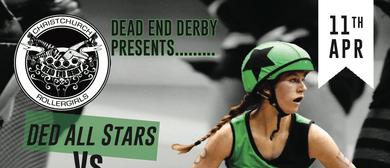 Dead End Derby Presents: All Stars vs Vagine Regime Aotearoa