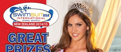 Swimsuit USA International NZ 2015 New Zealand Finals
