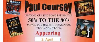 Paul Coursey Singing the Classics