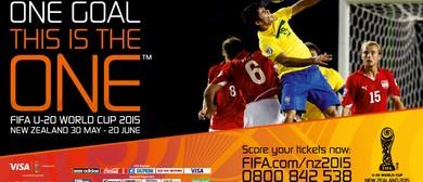 FIFA U-20 World Cup New Zealand 2015- Matches 15 & 16