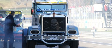 Taupo Truck Racing