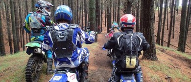 Sand Country Run - Charity Offroad Motorcycle Trail Ride