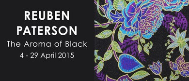 Reuben Paterson: The Aroma of Black (2015)