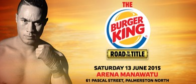 Joseph Parker - The Burger King Road to the Title