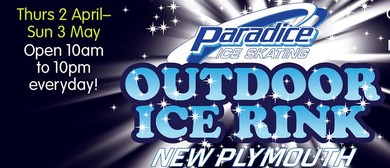 Paradice Outdoor Ice Rink