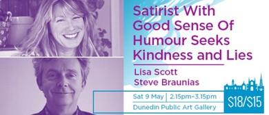 DWRF: Satirist With Good Sense of Humour Seek Kindness